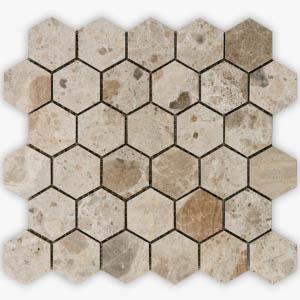 Mosaic Artion Hexagon