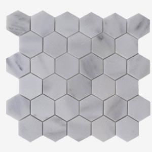 Mosaic Sky Hexagon