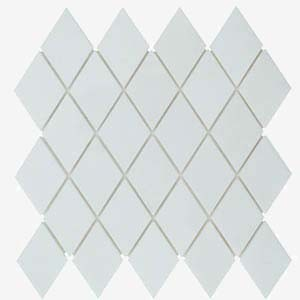 Mosaic Thasos Diamond