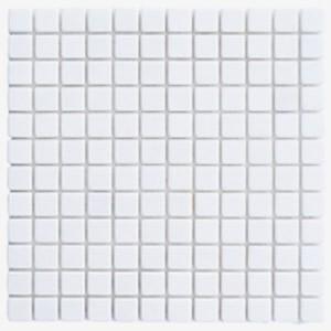 Mosaic Tumbled Thasos 2,3×2,3cm
